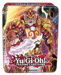 YGO: Yu-Gi-Oh! 2014 MEGA Tin: Brotherhood of the fire fist