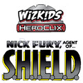 Marvel HeroClix: Nick Fury, Agent of S.H.I.E.L.D. Fast Forces Pack (6-figurkowy) - WYPRZEDAŻ!