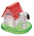 3D Crystal Puzzle - Snoopy i Buda
