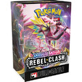 POKEMON: Sword & Shield Rebel Clash Prerelease Pack + 3 boostery