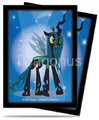 Protektory, koszulki na karty My Little Pony - Queen Chrysalis  65 szt.