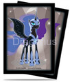 Protektory, koszulki na karty My Little Pony - Nightmare Moon - 65 szt