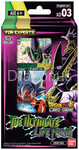Dragon Ball SCG XD03 The Ultimate Lifeform Expert Deck