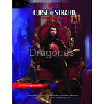 D&D - Adventure: Curse of Strahd - wydanie angielskie