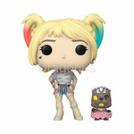 Funko POP Heroes: Birds of Prey - Harley Quinn with Beaver