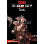 D&D Spellbook Cards - Druid (131 Cards) - wydanie angielskie
