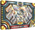 Pokemon: Kommo-o-GX Box