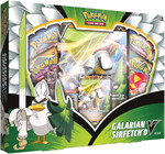 POKEMON: 2020 Galarian Sirfetch'd V Box