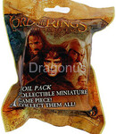 LOTR Heroclix: Fellowship of the Ring Gravity Feed booster - WYPRZEDAŻ!
