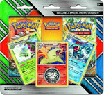 POKEMON: Enhanced 2-Pack Blister z Meganium, Typhlosion i Feraligatr