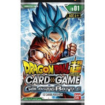 Dragon Ball SCG: S1 Galactic Battle Booster
