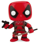 Funko POP Marvel Bobble: Deadpool