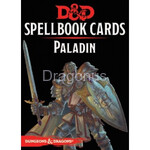 D&D Spellbook Cards - Paladin (69 Cards) - wydanie angielskie
