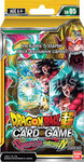 Dragon Ball SCG: S4 Colossal Warfare The Crimson Saiyan Starter Deck