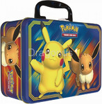 POKEMON: Collector's Chest FALL 2018 Treasure Tin - walizeczka kolekcjonerska