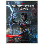 D&D 5.0: Guildmaster's Guide to Ravnica - wydanie angielskie