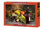 Castorland: Puzzle - Fruit and Wine - 1000 el.