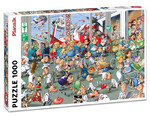 Puzzle Piatnik - Accidents + Emergencies 1000 el.