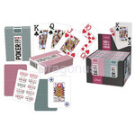 Karty do gry - Trefl - Poker 100% plastic plastik