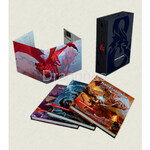 D&D 5.0: Core Rulebook Gift Set (Player's Handbook, Monster Manual, Dungeon Master's Guide, DM Screen in Slipcase) - edycja angielska