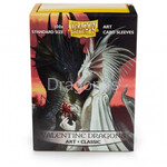 Dragon Shield Standard Art Sleeves - Valentine Dragons 100 szt