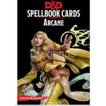 D&D Spellbook Cards - Arcane (257 Cards) - wydanie angielskie