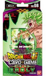 Dragon Ball SCG Starter Deck 08 Rising Broly