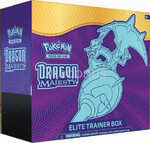 Pokemon: Dragon Majesty Elite Trainer Box