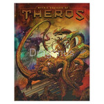 D&D Mythic Odysseys of Theros Limited Edition Alternate Cover (WPN Exclusive) - wydanie angielskie
