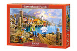 Castorland: Puzzle - At the dock - 1000 el.