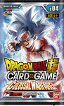 Dragon Ball SCG: S4 Colossal Warfare Booster