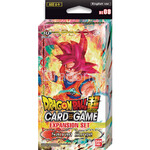 Dragon Ball SCG Expansion Set BE09: SAIYAN SURGE