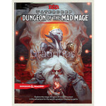 D&D 5.0: Dungeon of the Mad Mage RPG Book