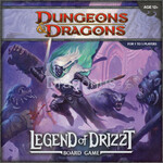 Dungeons & Dragons - Legend of the Drizzt Board Game