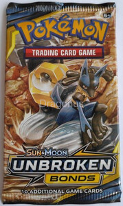 POKEMON: S&M10 Unbroken Bonds booster
