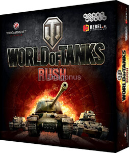 World of Tanks: Rush - edycja polska