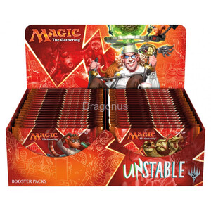 MtG: Unstable 2017 booster box