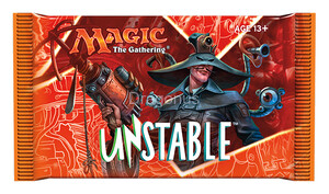 MtG: Unstable 2017 booster