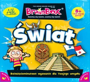 Brain Box - Świat
