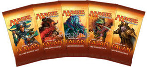 MtG: Rivals of Ixalan booster