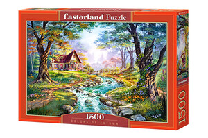 Castorland: Puzzle - Colors of Autumn  - 1500 el.