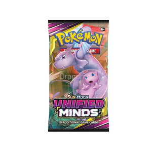 POKEMON: S&M11 Unified Minds booster